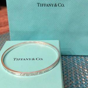 Tiffany & Co bangle